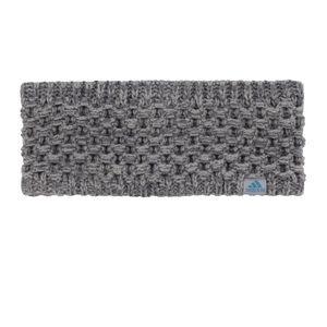 Adidas Grey Knit Crestline Headband NWT
